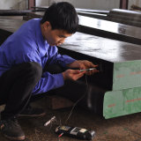 Хорошая прочность 28-32HRC инструмент 1.2312 сталь в наличии на складе
