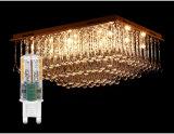 Hot Sale LED G9 pour l'ampoule LED lampe de cristal