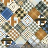 Mattonelle rustiche della porcellana del retro reticolo delle mattonelle del materiale da costruzione per la decorazione (VRR6F205, 600X600mm)