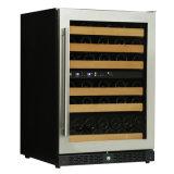 """24"""" construit en autostable Undercounter réfrigérateur mini refroidisseur de vin"""