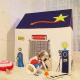 Дом города девушки театра коттеджа ягнится шатер Esg10334 игры пинка втихомолку сада
