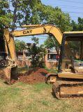 Excavador usado del gato E70b, excavador usado E200b del excavador E70b E120b de la oruga para la venta
