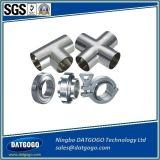 L'abitudine industriale di alta precisione lavorata parte i pezzi meccanici di CNC dell'acciaio inossidabile dell'OEM