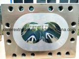 Barril para el tornillo de alimentación de Coperion plástico maquinaria Extrusora de doble tornillo