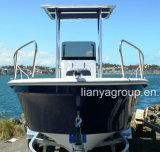 Barco de Pesca mar 5,8 milhões Liya Panga Barco com Motor