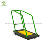 Apparatuur van de Gymnastiek van de Apparatuur van de Geschiktheid van de Tieners van de Sterkte van de brug de Openlucht, Openlucht