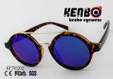 Óculos de sol do olho de gato com barra superior Kp70202