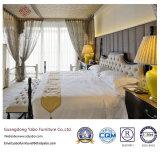 Muebles elegantes del hotel con los muebles de madera del dormitorio fijados (YB-WS-68)