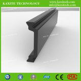 Profilo termico della poliammide della rottura di larghezza di figura 25.3 di C per la striscia di profili della finestra di alluminio