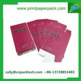 Коробка изготовленный на заказ дух печатание картона верхнего сегмента бумажная