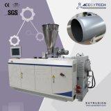 Extrusora plástica do Máquina-PVC da tubulação