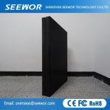 Contraste élevé Armoire en acier P4mm intérieur mur vidéo LED avec module 192*192 mm