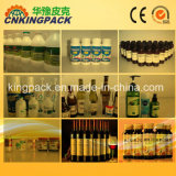 Etichettatrice automatica per le bottiglie rotonde