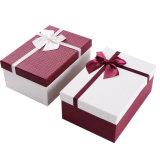 전시를 위한 주문 판지 상자, 서류상 선물 보석 포장 상자