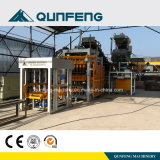 Machine de bloc de Qunfeng Qft8-400/de fabrication de brique