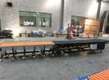 Транспортер Loading&Unloading контейнера/регулирует ленточный транспортер нагрузки высоты передвижной для тележки и контейнера