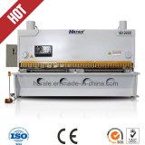 Platte des Eisen-4*3200 hydraulische CNC-scherende Maschine esteuert durch Estun
