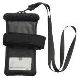 Ipx8 TPU impermeabilizzano il sacchetto del telefono con 20m che impermeabilizzano per l'immersione subacquea
