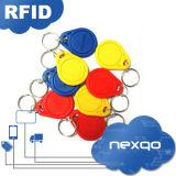 ABS baratos T5577 Llavero RFID Serigrafía