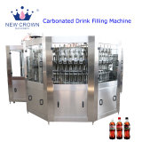 China máquina de llenado del vaso de bebida carbonatada