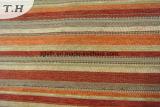 La plus défunte piste de vente en gros de tissu de Chenille pour le sofa de Faine