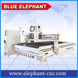Автоматическая деревянная мебель делая машину, размер машины 2140 маршрутизатора CNC Atc большой для деревянной работы