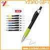 Crayon lecteur de bille fait sur commande multicolore de /Advertising de logo