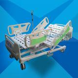 Кровать Linak электрическая регулируемая ICU мебели медицинского лечения стационара Bae500 с CPR и батареей