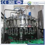 Máquina de rellenar del agua mineral de la botella completa automática llena del animal doméstico/línea/equipo puros