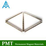 N48 de Sterke Magneet van D7.6*D4.3*11.5 met Magnetisch Materiaal NdFeB