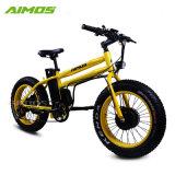 20 pulgadas de 14,5ah de motor doble 48V 750W Fat Bicicleta eléctrica
