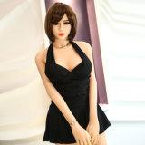 кукла секса девушки Азии малой груди 165cm горячая для Masturbation