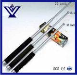 自衛の戦術的な鋼鉄金属の伸縮自在のバトン(SYSSG-11)