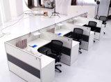 La moderna oficina de 3 plazas armario de la partición de estación de trabajo (SZ-WST657)