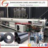 PE/HDPE tubo plástico PP do tubo de água da linha de produção/Máquina de Fazer