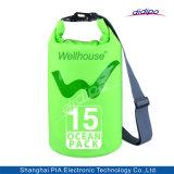 Мешок Waterprove пакета океана для акватических спортов 15L