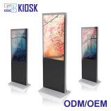 Visualización de la pantalla táctil de la señalización de la publicidad al aire libre LCD Digital