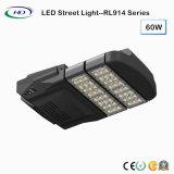 Modulares tipo LED 60W de luz de la calle con Ce & RoHS