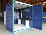 Contenedor de pop-up & Restaurante de cocina Tienda contenedor de envío