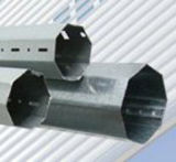 De As van het staal voor het Blind van de Rol van het Aluminium