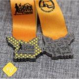Großhandelsqualitäts-kundenspezifische Sport-Bronzen-preiswerte fördernde Metallmedaille
