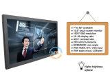 Moniteur lcd d'écran tactile de 15.6 pouces avec le VGA d'USB HDMI DVI entré (MW-151MBT)