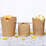 Kraft рисовая лапша чаша для блюда упаковки