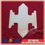 Hojas del titanio de la alta calidad 1.0m m para el ornamento arquitectónico