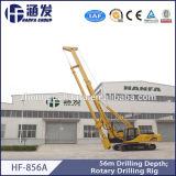 Hf856A la eficiencia de la plataforma de perforación rotativa Ce&Certificación ISO