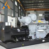 Soundproof psto pelo gerador portátil 500kVA 400kw de Perkins Motor