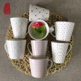 Promotion des tasses en céramique personnalisé avec la conception de sublimation