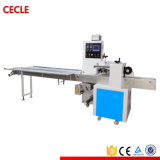 Almohada horizontal Máquina de embalaje para la galleta