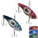 전자 낚시밥 낚시 도구 물고기 유혹 빛 LED 번쩍이는 램프