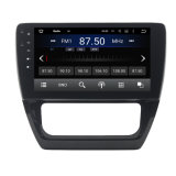"""10 """" 인치 차 DVD GPS 수신기 차 VW Sagitar를 위한 오디오 Redio 시스템"""